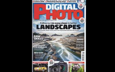 Front Cover – Digital Photo Magazine