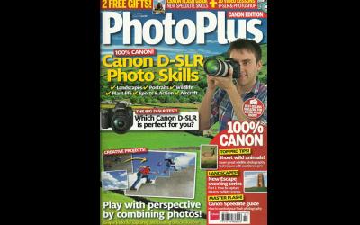 Canon PhotoPlus Magazine – Image Commissioned