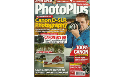 Canon PhotoPlus Magazine – October 2012