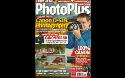 Canon PhotoPlus Magazine – October 2012