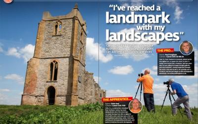 Pro/Apprentice Feature – Canon PhotoPlus Magazine