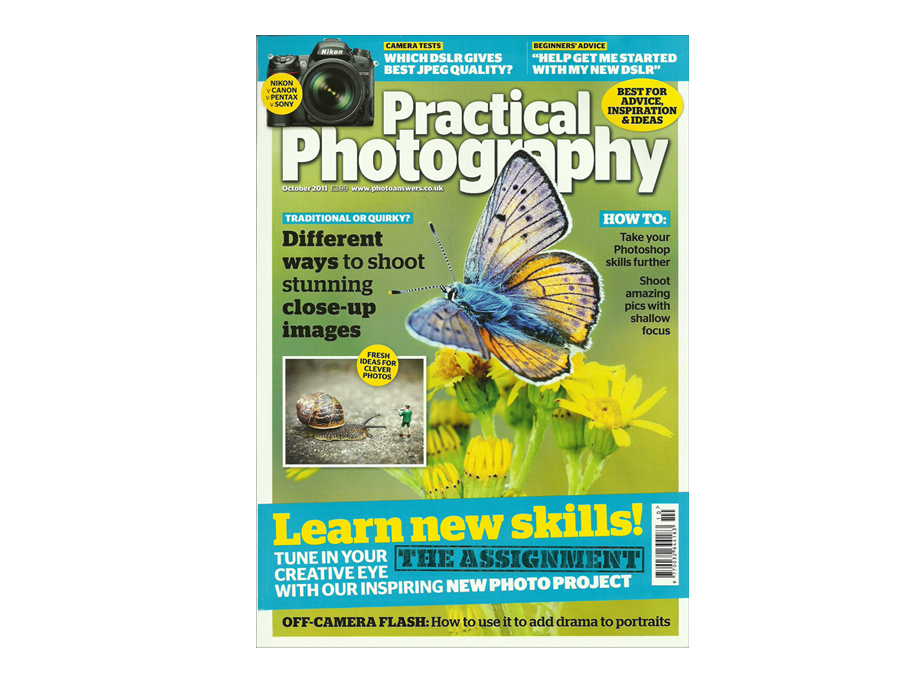 Practical Photography Magazine – Published Image