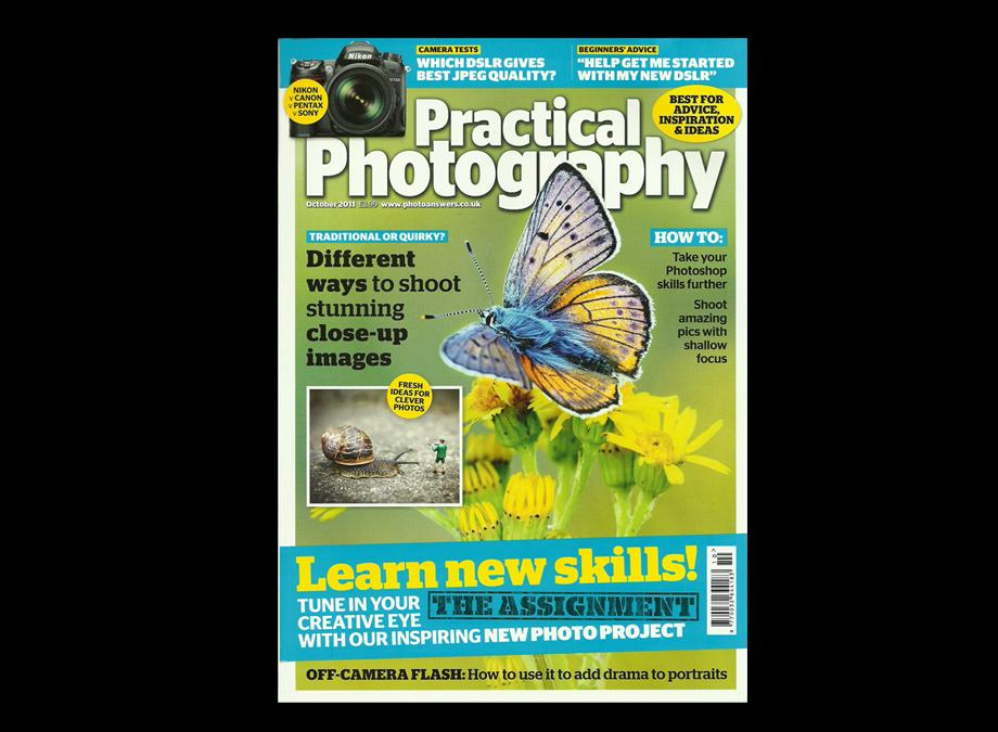 Practical Photography Magazine – Published Image